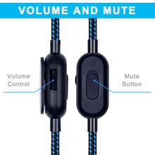 Load image into Gallery viewer, Logitech Astro A10 A40 A30 Headset Volume Control Inline Mute