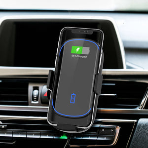wireless phone charging pad for car