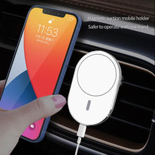 Load image into Gallery viewer, magsafe wireless car charger