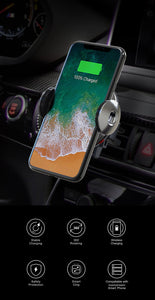 iphone wireless charger in car