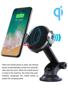 wireless charger car pad