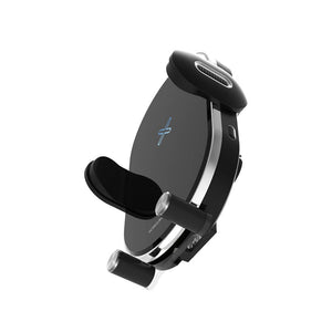 homder automatic clamping wireless car charger