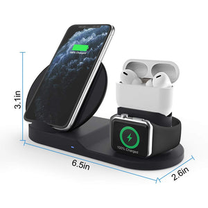 wireless charging station design