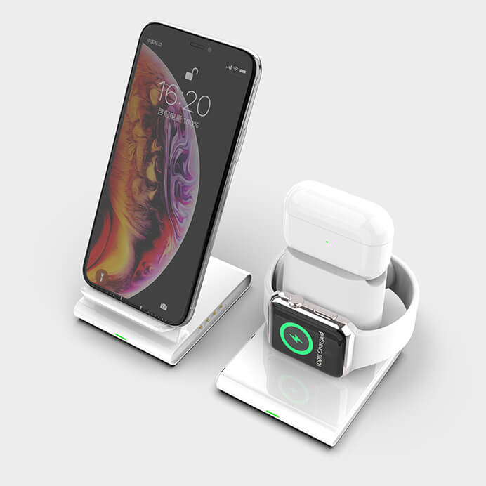 iphone wireless charger qi