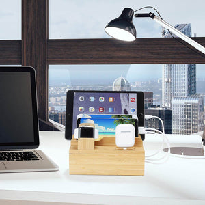 multi device charging station