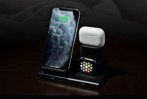 Magnetic iphone wireless charger