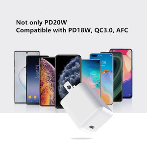 20w usb c charger apple