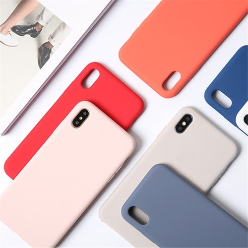 silicone case iphone 12