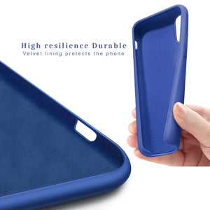 durable silicone case iphone 12
