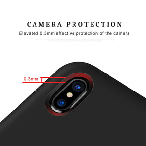 silicone case iphone 12 camera protection