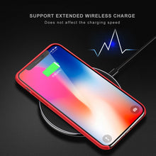 Load image into Gallery viewer, wireless charging silicone case iphone 12 pro max