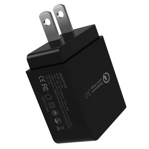 Quick Charge 3.0 Fast Wall Charger