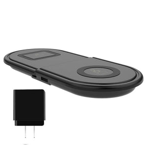 Samsung Galaxy Wireless Fast Charger Pad Enabled Phones,Airpods,Galaxy Buds