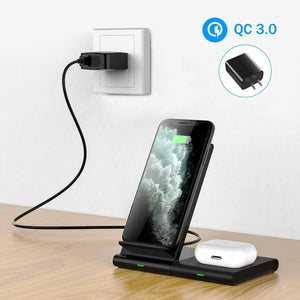 best 3 in 1 wireless charger for apple