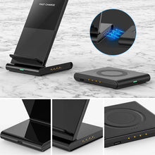 Load image into Gallery viewer, logitech 3 in 1 wireless charging dock