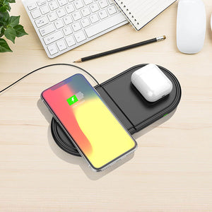 samsung galaxy wireless charger pad duo