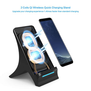 samsung wireless standing charger
