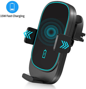wireless charging pad for car