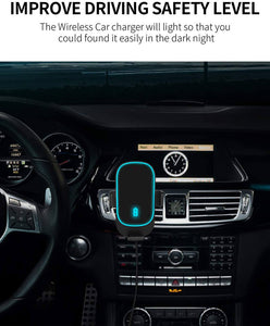 Audi A6l wireless charging pad for car