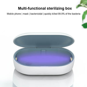 Latest UV Sterilizer wireless charging - Wireless520