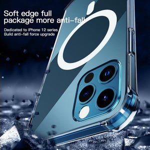 anti-fall sost TPU case for iPhone 12
