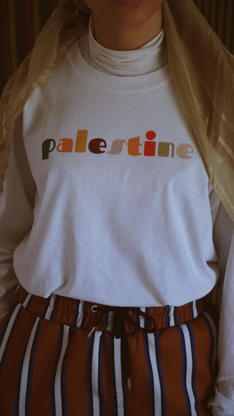 Palestine in Spring – Sweater