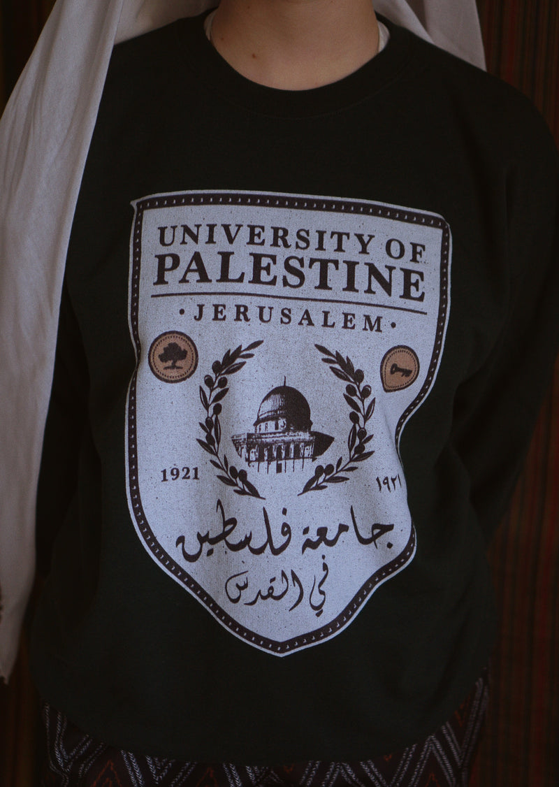 University of Palestine – Sweater