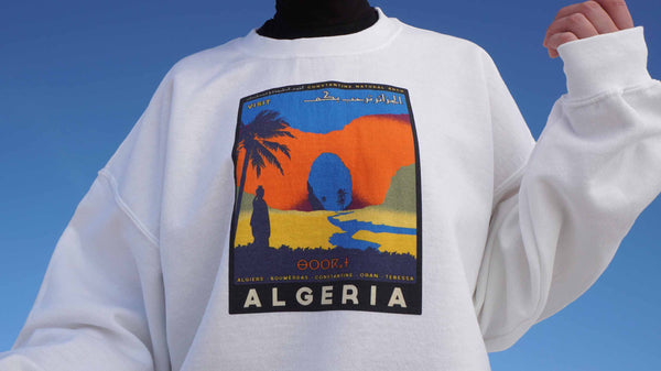Travel Algeria - Sweater