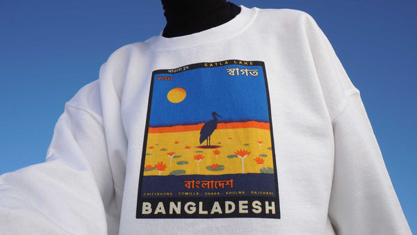 Travel Bangladesh - Sweater