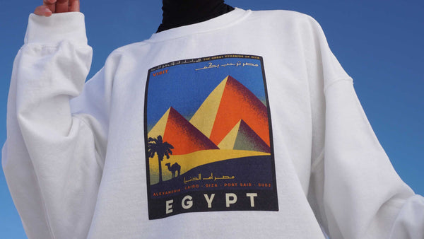 Travel Egypt - Sweater
