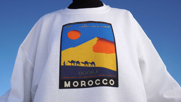 Travel Morocco - Sweater