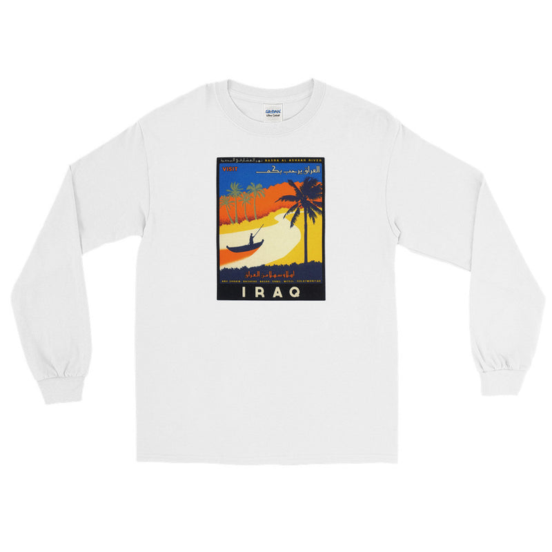 Travel Iraq - Long Sleeve