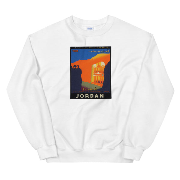 Travel Jordan - Sweater