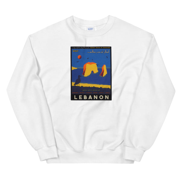 Travel Lebanon - Sweater
