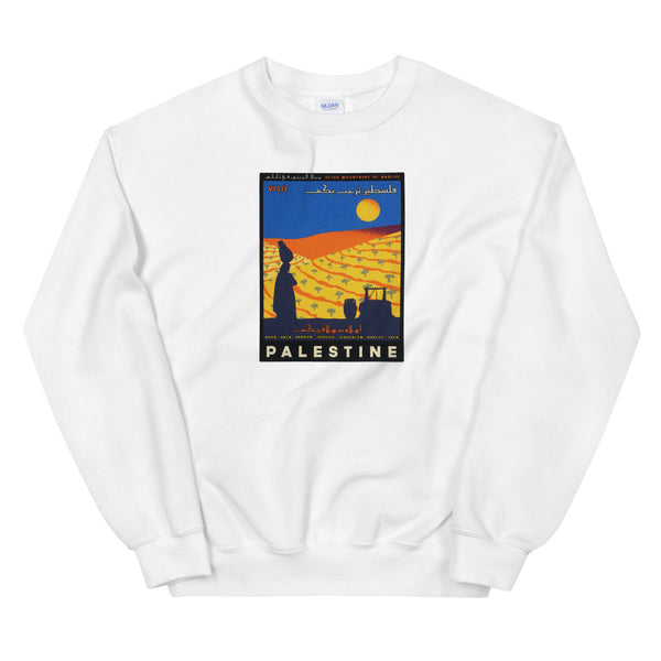 Travel Palestine - Sweater