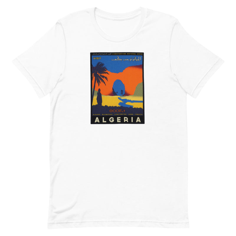 Travel Algeria - T Shirt