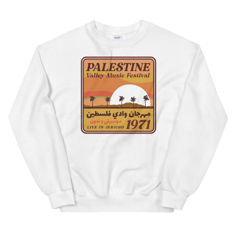 Palestine Valley Music Festival – Sweater