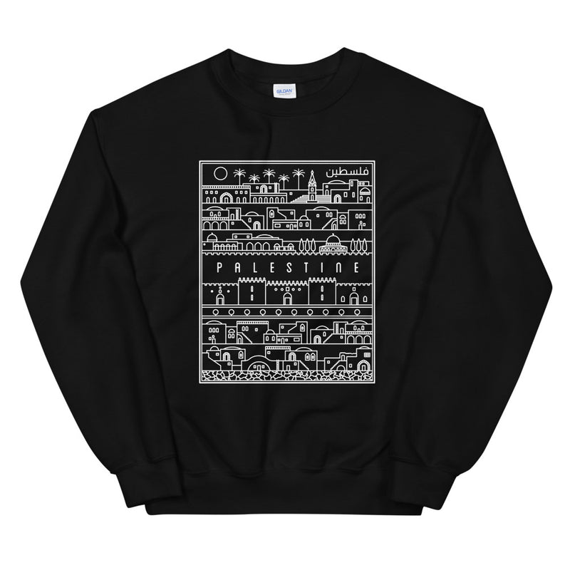 Bricks of Palestine – Sweater