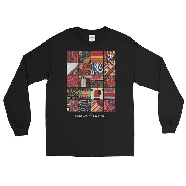 Designed by Tradition – Long Sleeve Tee