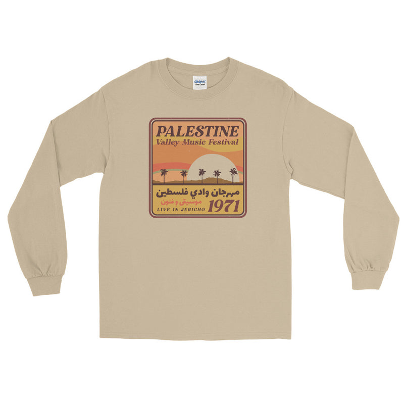 Palestine Valley Music Festival – Long Sleeve
