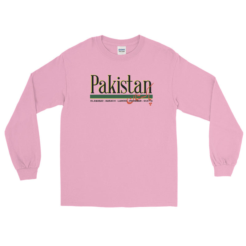 90s Pakistan - Long Sleeve