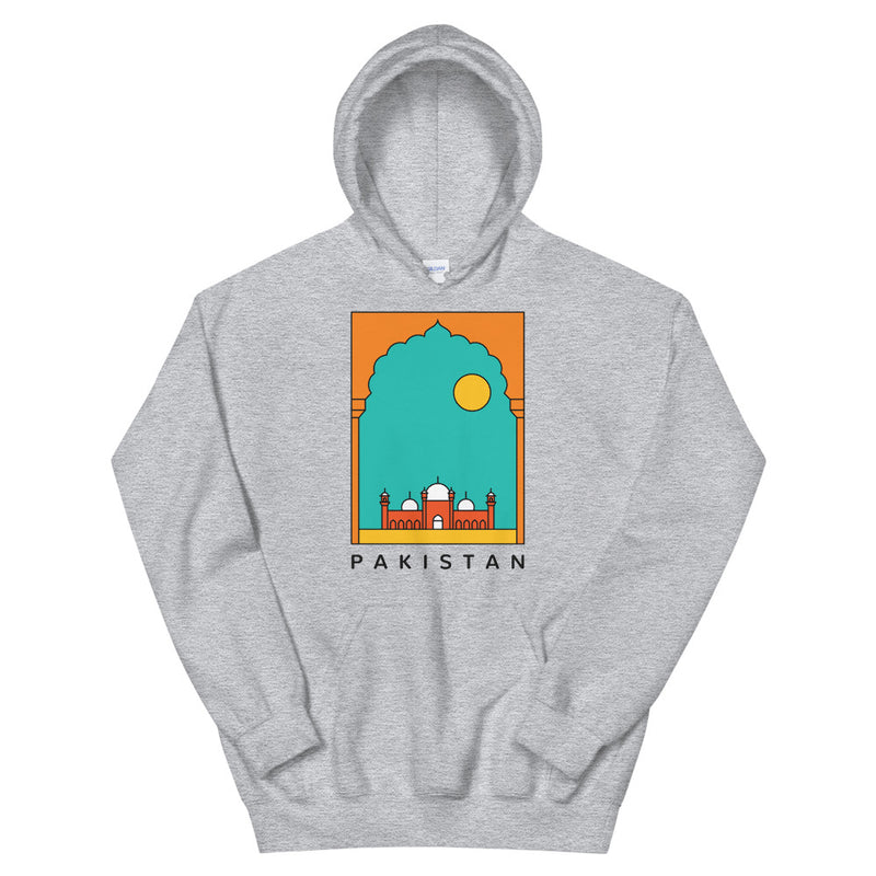 Pakistan at Sunset - Hoodie