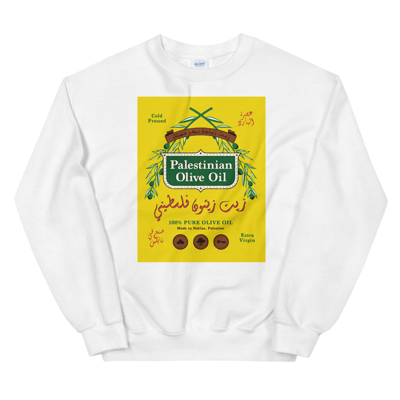 Palestinian Olive Oil – Sweater