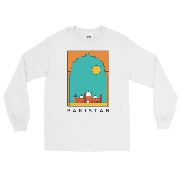 Pakistan at Sunset - Long Sleeve