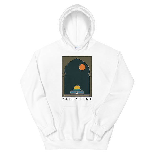 Palestine at Night – Hoodie