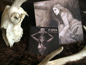 Isobel Gowdie by Ex Reverie :: CD and Booklet