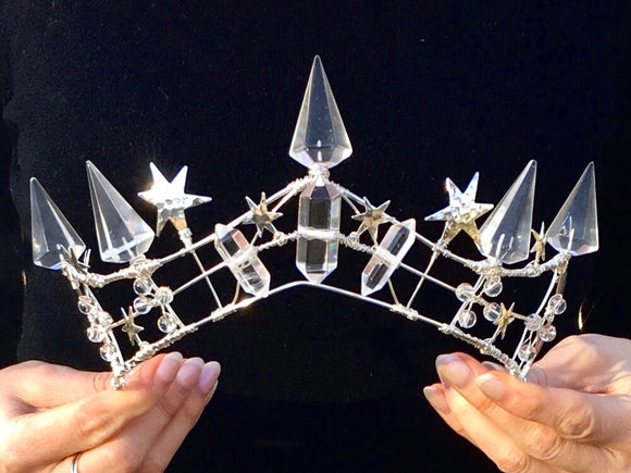 Lyra Constellation Crown