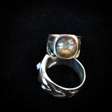 Night Garden Ring