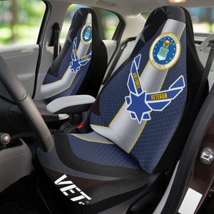 Air Force Car Seat Cover