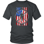 American Firefighter Tee